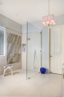 Fiorito Interior Design, interior design, remodel, master bathroom, modern, contemporary, walk-in shower